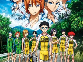 Yowamushi Pedal NEW GENERATION: New Key Visual Released!