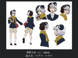 Bungou Stray Dogs: Haruka Kodou Joins the Cast