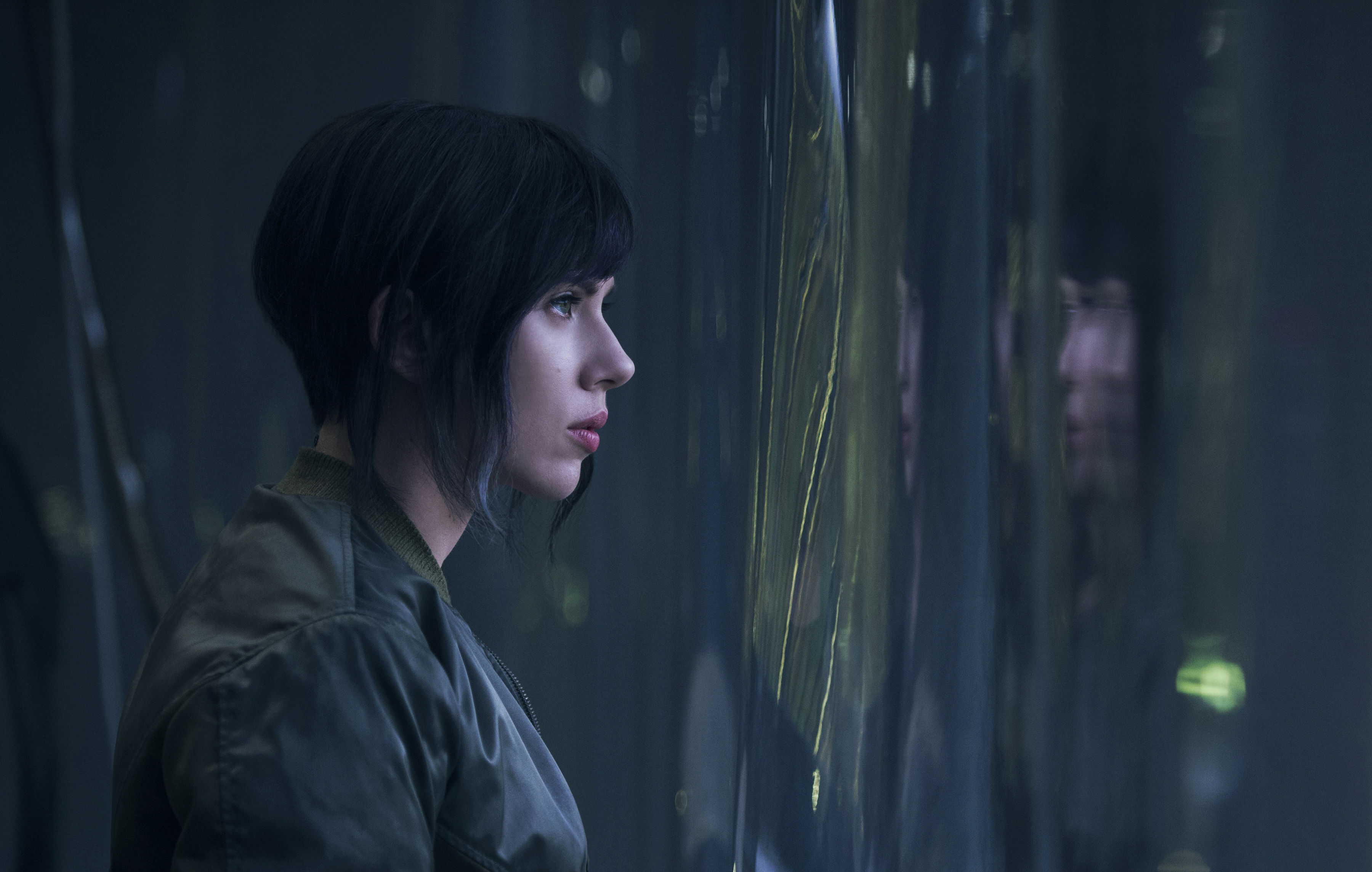 Ghost In The Shell Full Trailer And Poster For The Hollywood Adaptation Manga Tokyo