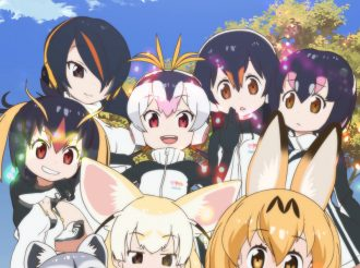 The 'Kemono Friends' Phenomenon is Happening: Sugoi! Tanoshii!