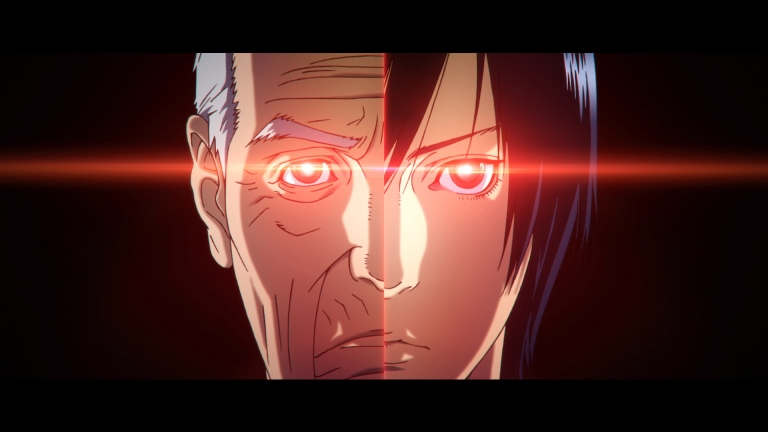 Inuyashiki Is The Latest Work By Hiroya Oku Known For His SF Action Manga GANTZ That Currently Being Serialized In Evening Kodansha