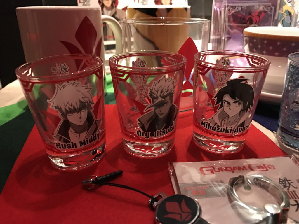Favorite Akihabara Mobile Suit Gundam Themed Cafe Private View Report  WI38