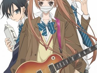 TV Anime Anonymous Noise to Air Spring 2017!