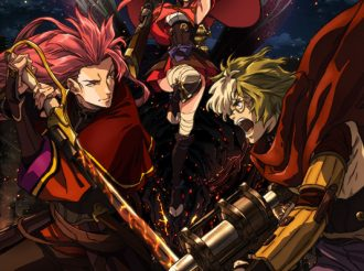 TV Anime Kabaneri of the Iron Fortress: New Series Announced!