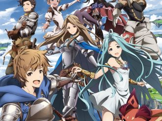 GRANBLUE FANTASY The Animation to Air on Spring 2017 by A-1 Pictures