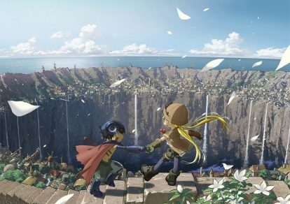 Made in Abyss TV Anime Key Visual