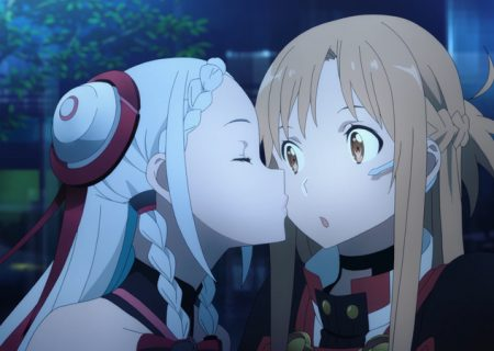 Sword Art Online -Ordinal Scale - Anime Movie Screenshot