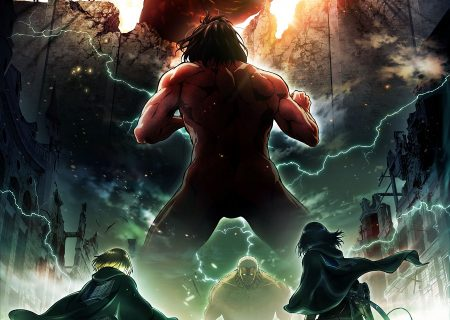 Attack on Titan Second Season Key Visual