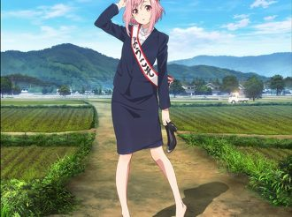 Original TV Anime Sakura Quest to be Broadcast From April 2017!