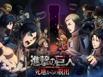 Attack on Titan 3DS Game New Trailer Features Mikasa