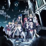 Trinity Seven | Anime Movie | Key Visual