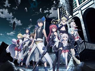'The Movie Trinity Seven: Eternity Library & Alchemic Girl': ZAQ's 777 CD-Autographing Project