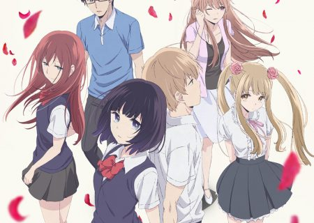 Kuzu no Honkai key visual. Anime.
