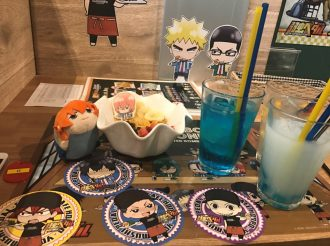 Yowamushi Pedal: Awaiting Season 3 with a Visit to the Themed Cafe!