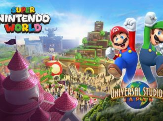 SUPER NINTENDO WORLD™ at Universal Studios to Open Before 2020 Olympics!
