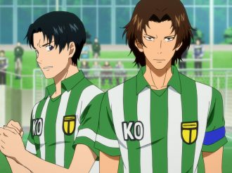 DAYS Episode 23 Review: I'm a Member of Seiseki's Soccer Team, Too