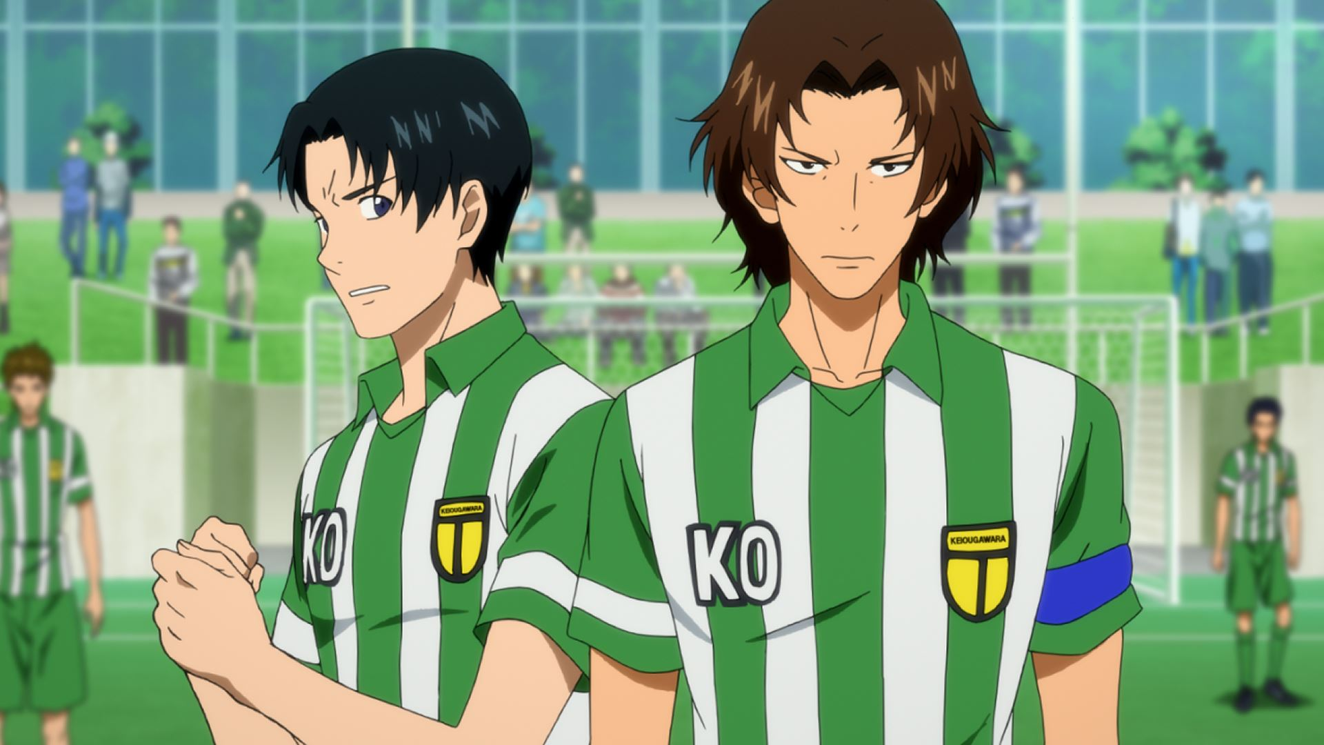 DAYS Episode 23 Review Im A Member Of Seisekis Soccer Team Too