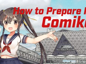 How to Prepare For Comiket