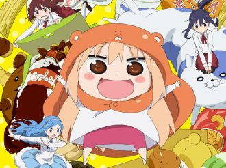 Himouto! Umaru-chan Anime Based on Original Manga Announced!