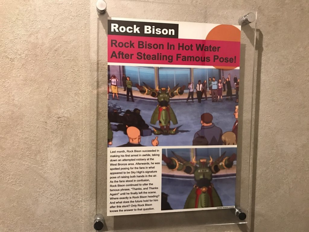 Themed Bar Report: CHARACRO feat. TIGER & BUNNY -The Rising- | Rock Bison