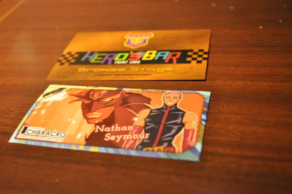 Themed Bar Report: CHARACRO feat. TIGER & BUNNY -The Rising- | Nathan Seymour