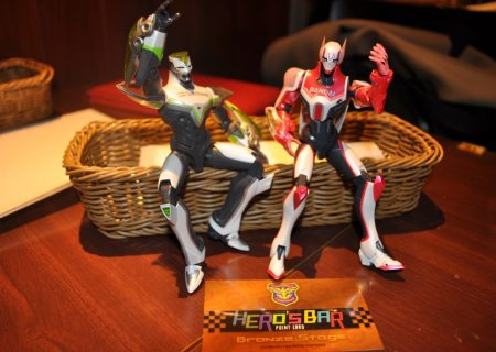 Themed Bar Report: CHARACRO feat. TIGER & BUNNY -The Rising- | Tiger and Bunny