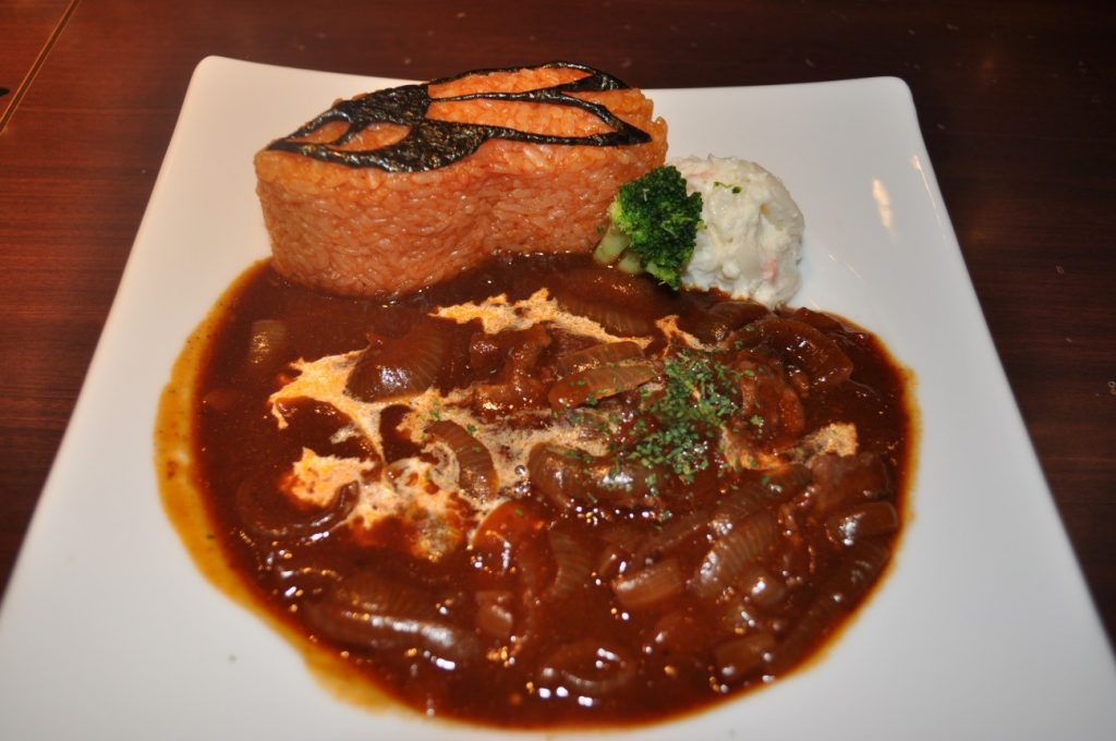 Themed Bar Report: CHARACRO feat. TIGER & BUNNY -The Rising- | Barnaby's Beef Stroganoff