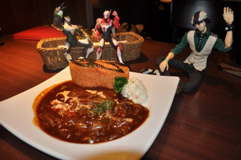 Themed Bar Report: CHARACRO feat. TIGER & BUNNY -The Rising- | Beef 2