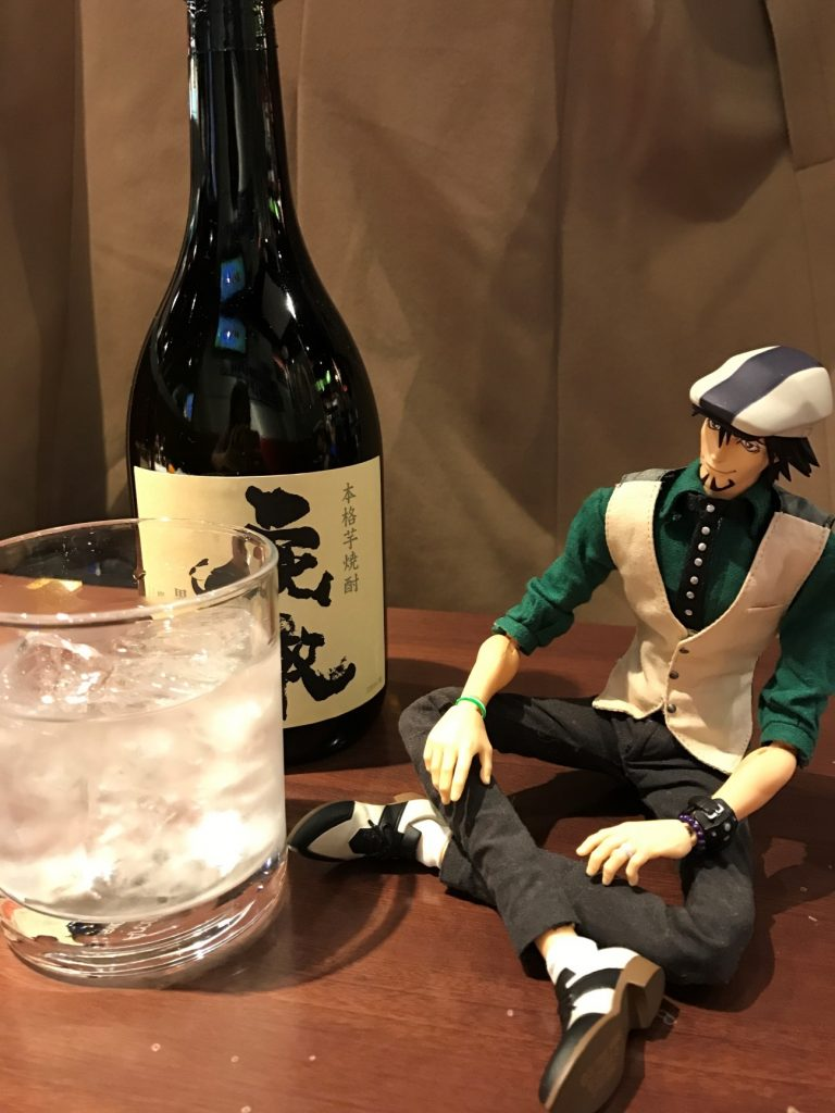 Themed Bar Report: CHARACRO feat. TIGER & BUNNY -The Rising- | Alcohol