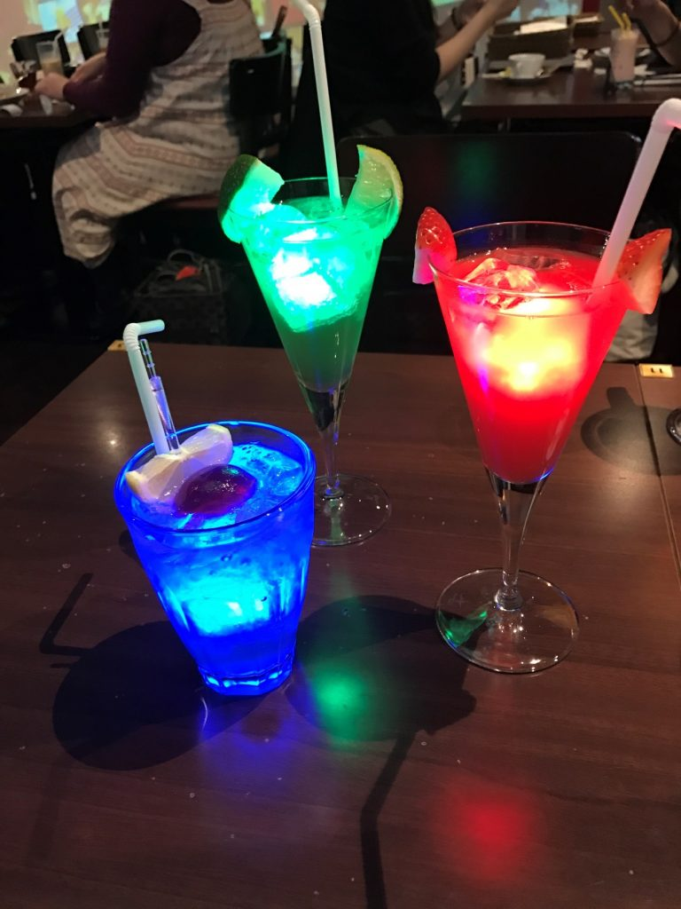Themed Bar Report: CHARACRO feat. TIGER & BUNNY -The Rising- | Glowing Drinks