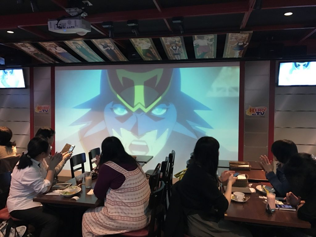 Themed Bar Report: CHARACRO feat. TIGER & BUNNY -The Rising- | Opening theme song