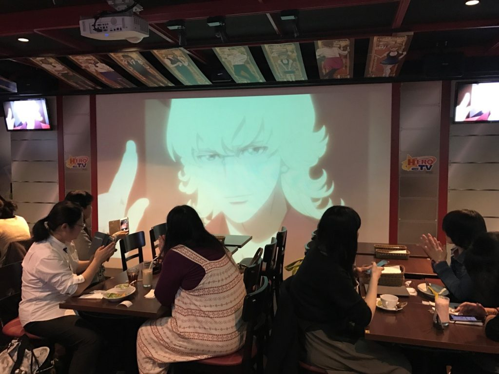 Themed Bar Report: CHARACRO feat. TIGER & BUNNY -The Rising- | Secret Video
