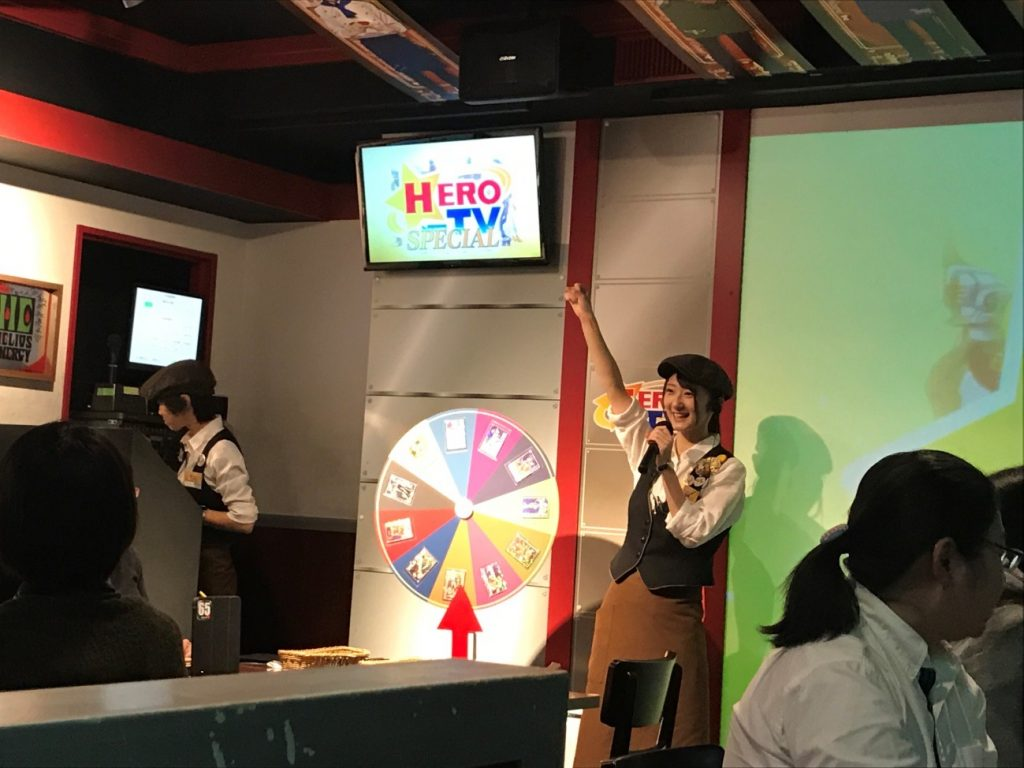Themed Bar Report: CHARACRO feat. TIGER & BUNNY -The Rising- | Roulette 3