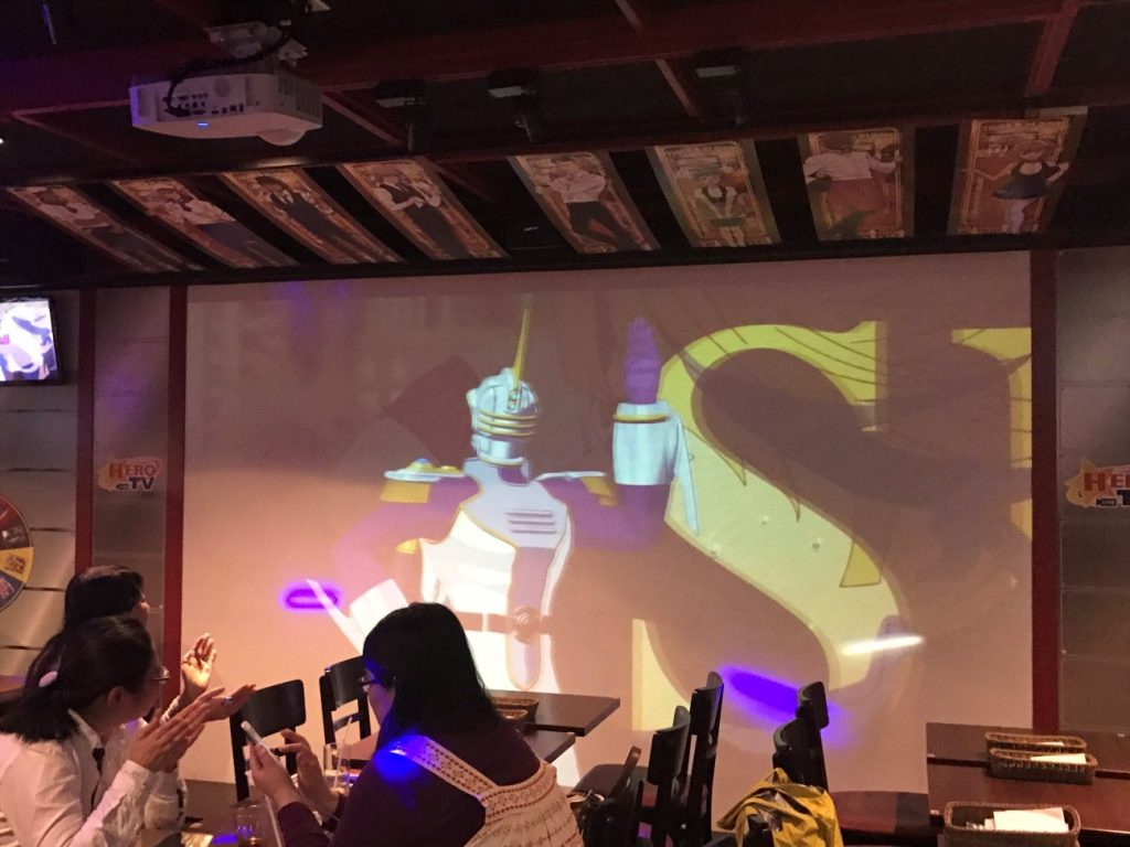 Themed Bar Report: CHARACRO feat. TIGER & BUNNY -The Rising- | Sky High