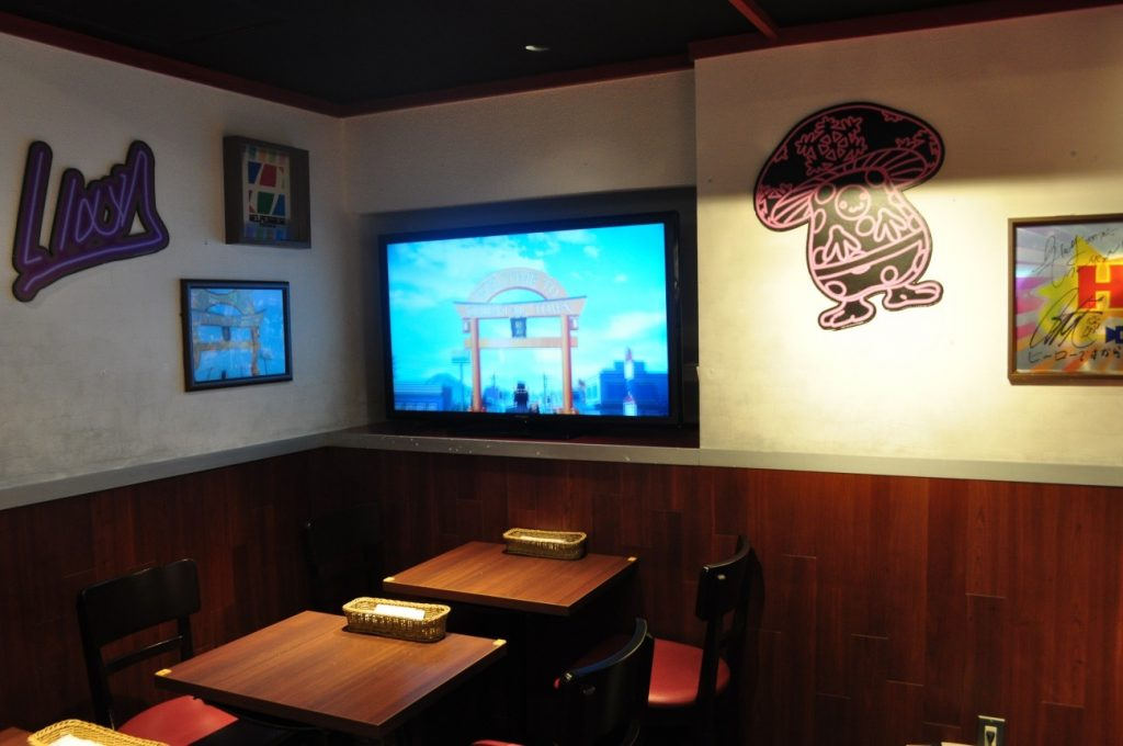 Themed Bar Report: CHARACRO feat. TIGER & BUNNY -The Rising- | Cafe Inside