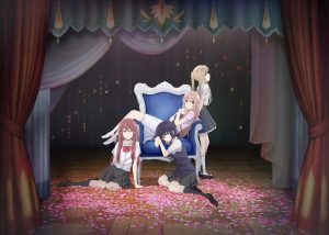 Kuzu no Honkai TV Anime Third Visual