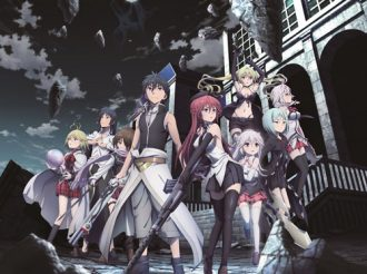 Trinity Seven Movie: Main Visual and Additional Staff Announced!