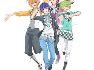 TV Anime MARGINAL#4: Broadcast Date and New Jacket for OP Theme Song