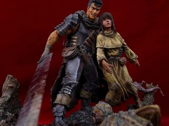 Berserk: 1/6 Scale Figure Replicates Guts's Struggle to Protect Casca
