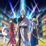 Gintama New Series Key Visual
