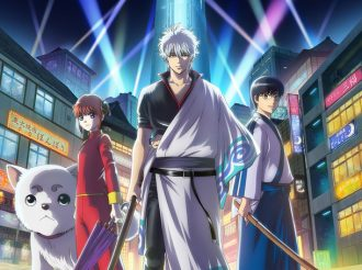 Gintama: Key Visual for New Series Features the Yorozuya