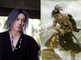 Blade of the Immortal Movie: Ebizo Ichikawa Grows his Hair for the Role of Iku Shizumae