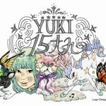 Chika Umino Draws the Logo for Singer YUKI's 15th Anniversary