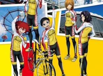 Yowamushi Pedal: New Generation Event in Tokyo Dome City Will Start on January