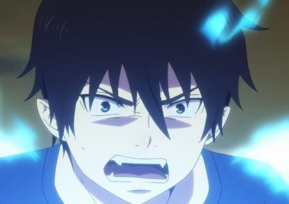 Blue Exorcist -Kyoto Impure King Arc- Episode 3 Screenshot
