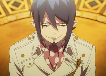 TV Anime 'Blue Exorcist: Kyoto Impure King Arc': Episode 4 Screenshot