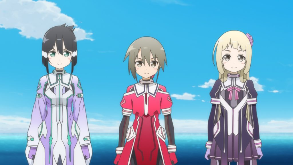 'Yuki Yuna is a Hero: Sumi Washio Chapter' Key Anime Visual 2