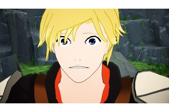 Jaune | RWBY Screenshot