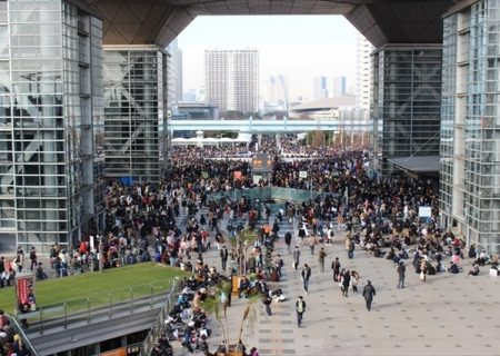 Comiket 91 | Crowd Photo