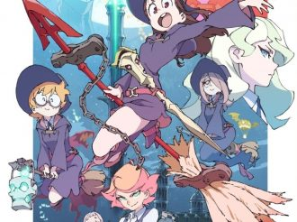 TV Anime Little Witch Academia: Opening Theme Music Video Released